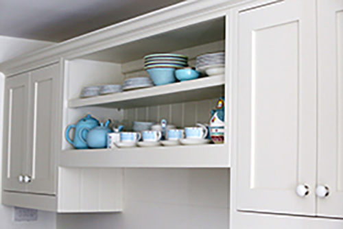 Canopy-Shelving & Solid Wood Kitchen Kitchen Storage Ideas Colchester Essex