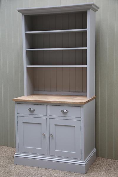 Open Dresser