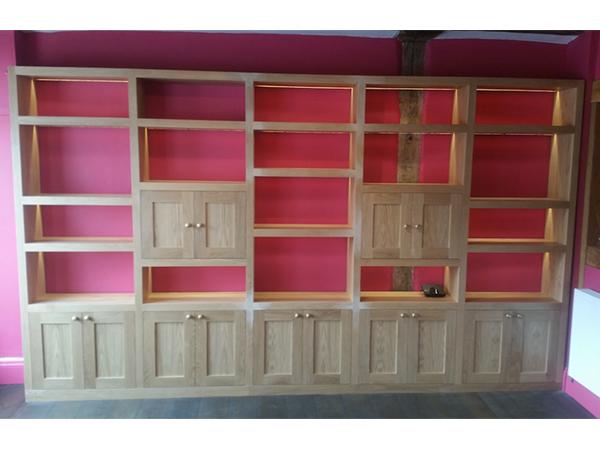 Nichols-bookcase