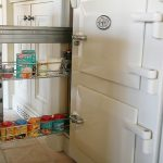 Pull out larder draw