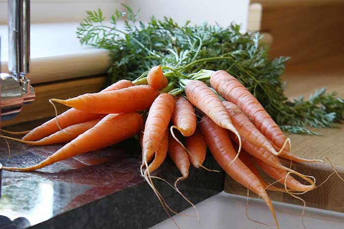 carrots-on-worktop